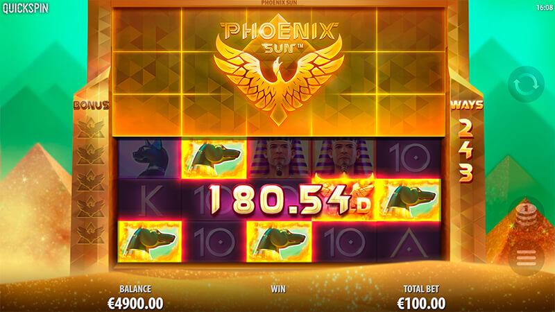 Изображение игрового автомата Phoenix Sun 2
