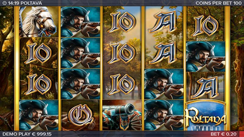 Изображение игрового автомата Poltava 1