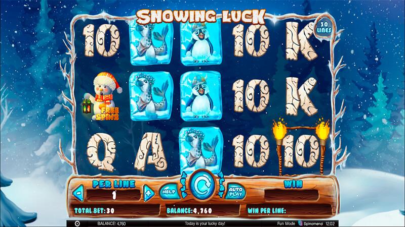 Изображение игрового автомата Snowing Luck 2