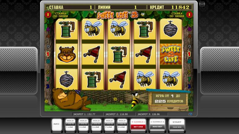 Изображение игрового автомата Sweet Life 2 2